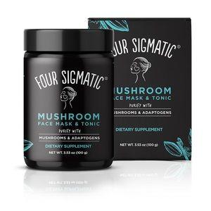 BNIB Four Sigmatic mushroom face & mask tonic